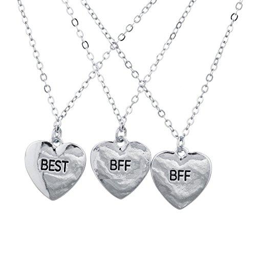 lux-accesorios-best-plateada-en-blanco-bff-mejores-amigos-del-encanto-del-corazon-collar-de-juego