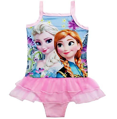 Kostüm Tutu Frozen - Inception Pro Infinite Größe XXL - 6-7 Jahre - Badeanzüge - Rosa - Ganz mit Tutu