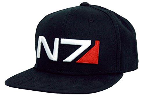 Mass Effect Cap N7 Andromeda Mütze Baseball Cap Schirmmütze Kappe