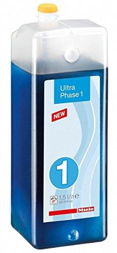 Miele UltraPhase1 Waschmittel Kartusche DE / FR / NL / Keine Überdosierung dank automatischer Dosierung