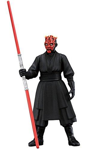 Takara Tomy - Figurine Star Wars - Darth Maul Métal Collection 6cm - 4904810841685