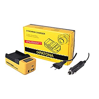 accu-batt Ladegerät | Canon BP-807 BP-808 BP-809 BP-819 BP-820 BP-827 BP-828
