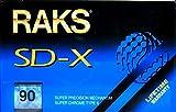 Raks SDX90 Audiocassette