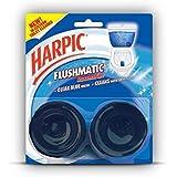 Harpic Flushmatic Twin Aquamarine, 100 g
