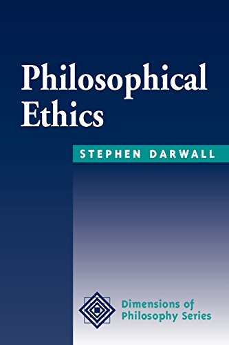 Philosophical Ethics: An Historical and Contemporary Introduction (Dimensions of Philosophy)