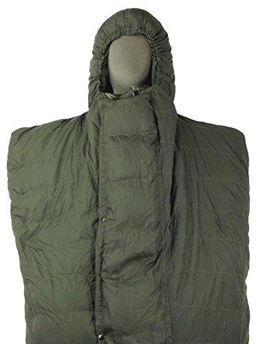 Swedish British Daunenschlafsack für kalte Wetter -