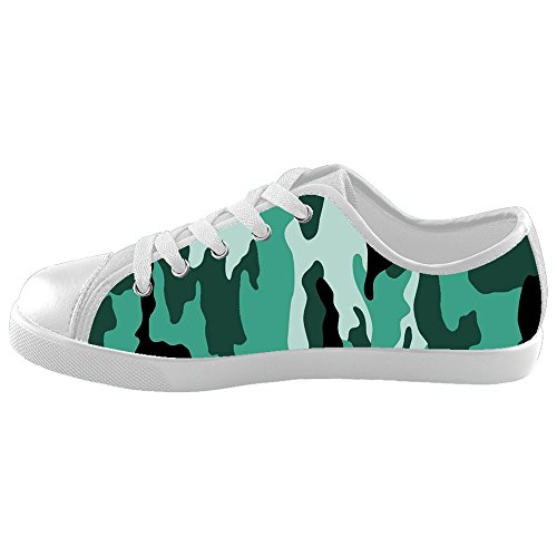 Dalliy camouflage Kids canvas Footwear Sneakers Shoes Chaussures de toile Baskets E