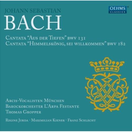 Himmelskonig, sei willkommen, BWV 182: Aria: Leget euch dem Heiland unter (Alto)