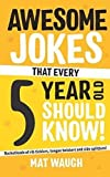 Best Books For 5 Year Old Girls - Awesome Jokes That Every 5 Year Old Should Review