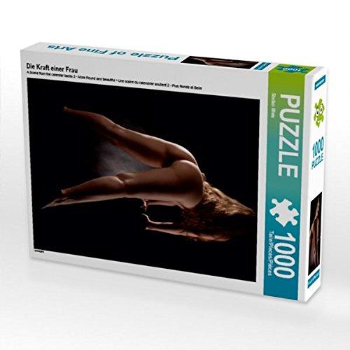 Preisvergleich Produktbild Die Kraft einer Frau 1000 Teile Puzzle hoch (CALVENDO Menschen)