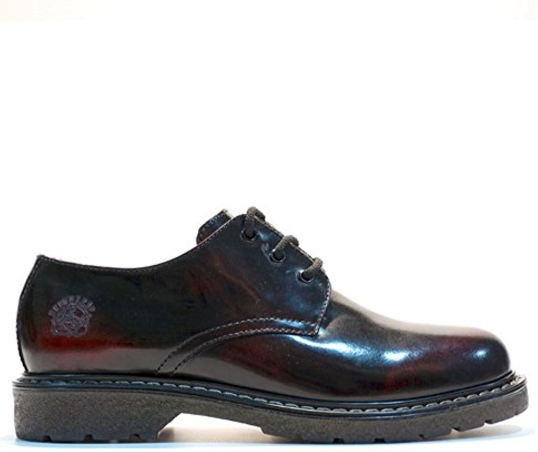 Amoladoras Percival Borgo–a 3 Ojal inteligente con cordones de los zapatos planos