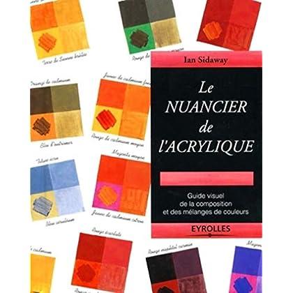 Le nuancier de l'acrylique : Guide visuel de la composition et des mélanges de couleurs