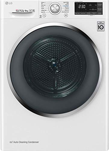 LG RC90U2AV2W - Secador de ropa 9 kg
