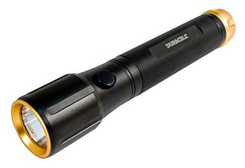 Duracell SLD-100 Torch 1x3 W aluminium tough 06792