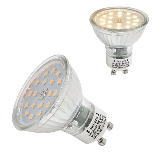 luxpror-led-spotlight-gu10-450lm-5w-warmweiss-3000k-leuchtmittel-lampe-smd-oe50mm