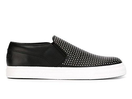 alexander-mcqueen-mens-409629whfbb1000-black-leather-slip-on-sneakers