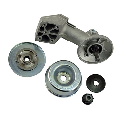 MagiDeal Getriebe Getriebekopf Getriebe Für Stihl FS75, FS83, FS85, FS90, FS100, FS120, FS130, FS200, FS250, FS460 Rasenmäher Trimmer Freischneider -