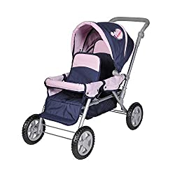 Zapf Creation Baby Born Zwillingspuppenwagen Testbericht