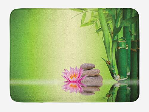 cc722b1a7b89 nylon half slips. OQUYCZ Spa Bath Mat, Zen Garden Asian Self-Control  Freshening Insight in Daily Life