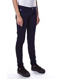 Jeans 212 Basic Night Le Temps des Cerises W32 Femme