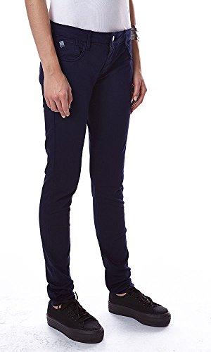 Jeans 212 Basic Night Le Temps des Cerises Bleu Marine