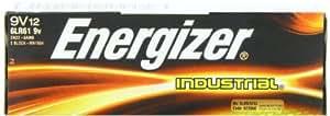 Energizer eN22pile non-rechargeable–Pile (alcaline, Prismatic, -18–55°C, 9V, 6LR61, blanc)