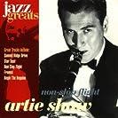 Jazz Masters Artie Shaw