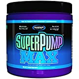 GASPARI NUTRITION SuperPump MAX supplément, 480 g, bleu framboise