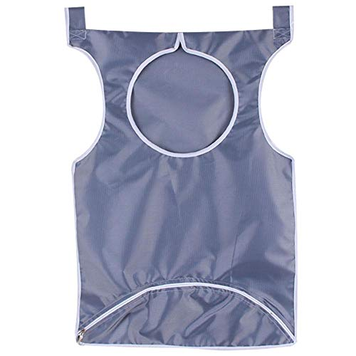 KOBWA Tür-hängenden Wäschekorb Tasche mit Kostenlosen 2 PCs Free Door Hooks für Badezimmer Oder Schlafzimmer