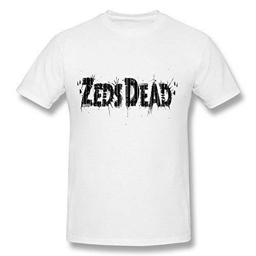 Men's Zeds Dead ZD Logo Black T Shirt X-Large