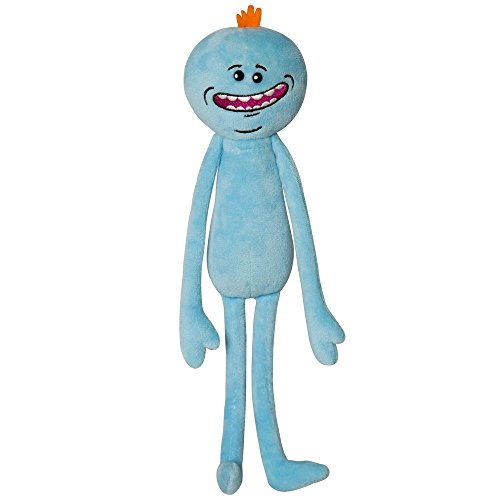 Rick and Morty - Meeseeks - Happy MeeSeeks