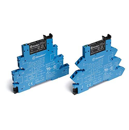Finder Serie 26–RELE Netzwerkdose offenen Unipolare Schalter 1Schließer 110VAC (Tv 26 Samsung)