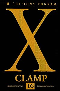 X Edition simple Tome 16