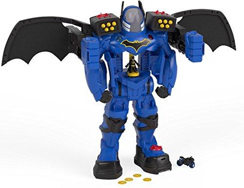 Imaginext ...  sc 1 st  Toys & Imaginext DC Super Friends Batbot Xtreme - Compare Prices
