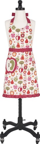 Accessories by HSK Child's 'An Apple a Day' Apron by Handstand Kids