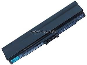 Batterie Acer Aspire 1410 6 Cells 11.1V 4400mAh/49Wh, compatible avec: 934T2039F, UM09E31, UM09E32, UM09E36, UM09E51, UM09E56, UM09E70, UM09E71, UM09E78, UM09E75, et modeles: Acer Aspire 1410-2039, Aspire Timeline 1810T Series, Aspire One 752H, Ferrari One 200