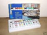 Speelgoed 75447 - Tempera Olieverf 12 Kleuren, mehrfarbig