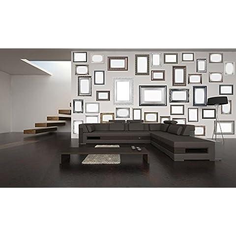 marcos de fotos, 64 piezas, para pared, de madera, c64p - frames-001