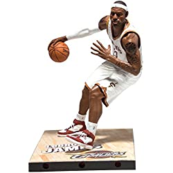 McFarlane Toys NBA Series 26 Lebron James Figura De Acción