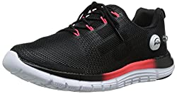 Reebok Women s Z Pump Fusion Polyurethane Running Shoe White/Black/Neon Cherry 8.5 B(M) US