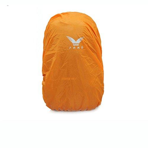 Outdoor-Wandern Multifunktions-Fl¨¹gel Rucksack wasserdichten Outdoor-Paketzustellung Covers Rot
