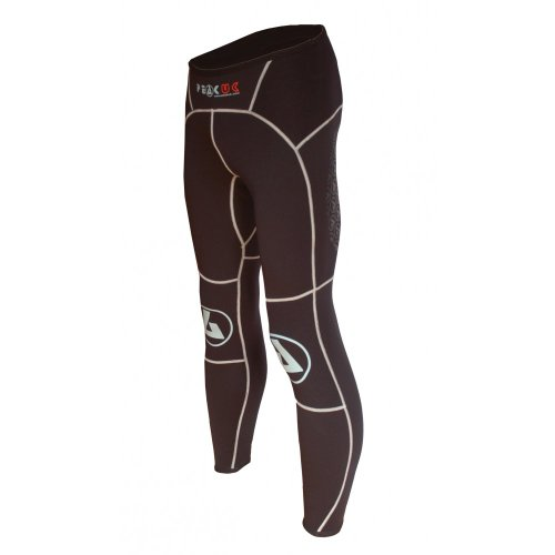 Peak UK Wetsuit Trousers Neoprene Pants Long Trousers for Kayak Canoe Surfing and All Watersports Stretchy Neoprene For a comfy and Warm Fit (XS / 26-30 in /65-75cm)