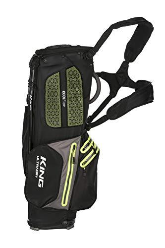 Cobra King UltraDry Stand Bag/Golfbag schwarz Puma Golftasche 909281, Farbe:Schwarz - Cobra Bag Stand