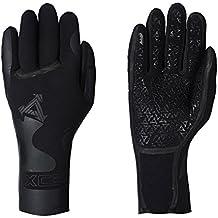 Xcel 1,5mm Guante malla SURF guantes de neopreno en negro–modelo 2015Súper Flex/grip, color negro, tamaño XL (extra large)