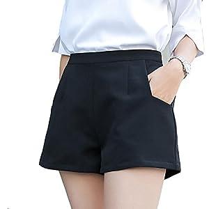Crazy Prints Women's Cotton Fashionable Shorts