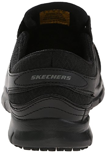 Chaussures Skechers For Work 76551 Eldred travail Black