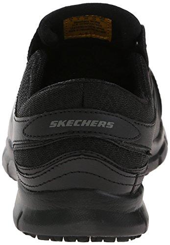 Skechers für Arbeit 76551 Eldred Arbeitsschuh Black