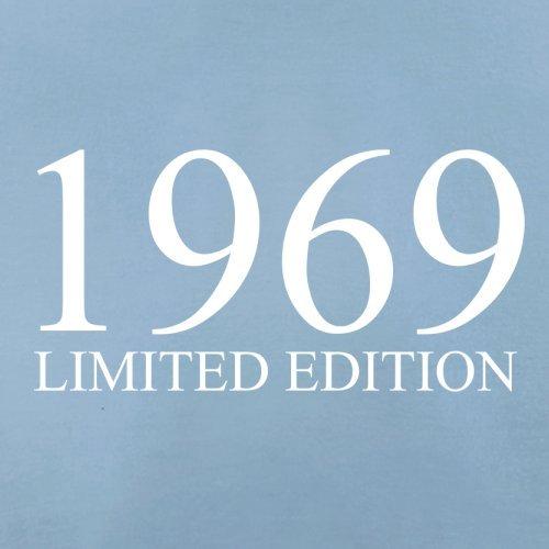1969 Limierte Auflage / Limited Edition - 48. Geburtstag - Herren T-Shirt - 13 Farben Himmelblau