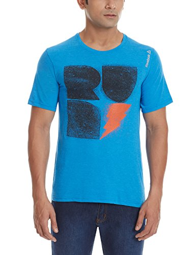 Reebok Men's Round Neck T Shirt