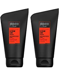Axe Adrenaline Gel Cheveux Fixation Extrême Apollo tube 125ml - Lot de 2